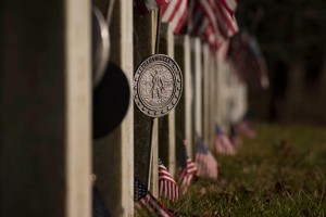 Cemetery for Fallen Soldiers at Washington Crossing Park